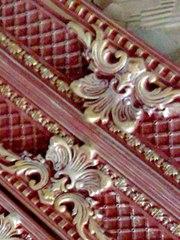 Нанесение декоративной штукатурки Киев,  веницианка,  роспись лепнины - foto 13