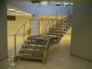 Металлические лестницы - foto 0