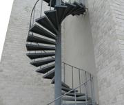 Металлические лестницы - foto 1