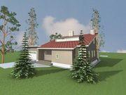 Эскизное проектирование коттеджей , домов ,  беседок,  зоны барбекю - foto 1
