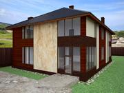 Визуализация фасадов коттеджей , домов , магазинов , кафе , террас - foto 5