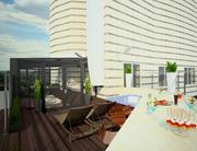 Визуализация фасадов коттеджей , домов , магазинов , кафе , террас - foto 6