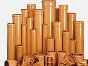 Трубы ПВХ для наружной канализации - foto 0