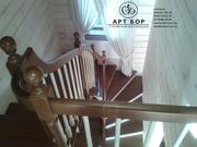 Деревянные лестницы для ДОМА и КВАРТИРЫ - foto 3