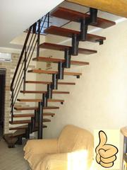 Модульные лестницы от производителя - foto 1
