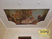 Фотопечать на натяжном потолке - foto 1