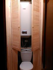 шкаф в туалет - foto 0