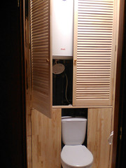 шкаф в туалет - foto 1