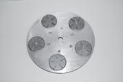 Плоскошлифовальная дисковая машина Вирбел для паркета и бетона. - foto 0