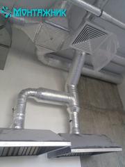 Продажа, монтаж, сервис, ремонт, модернизация систем вентиляции - foto 1