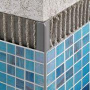 Профиль для плитки алюминиевый Мерседес- 3м.