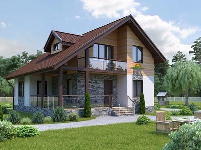 Строительство канадских каркасных домов из СИП-панелей - main