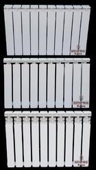Биметаллические радиаторы Алтермо