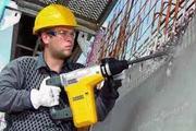Демонтажные работы. Алмазная резка бетона. Вывоз мусора