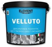 Element Decor Velluto перламутровая штукатурка