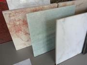Наиболее часто мрамор используется в резаном варианте в виде плиток