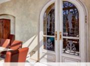 Элитные входные двери Segreto: бронированные стеклянные и алюминиевые