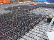 Возведение монолитных бетонных и железнобетонных конструкций - foto 1