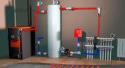 Монтаж системы отопления в Киеве