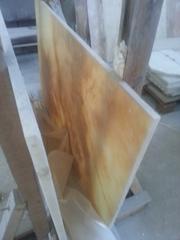 Мраморная плитка и слэбы разных цветов. Реализуем мрамор на складе