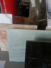 Мраморная плитка и слэбы разных цветов. Реализуем мрамор на складе - foto 12