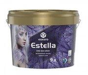 Eskaro Estella глубокоматовая краска для внутренних работ 9л