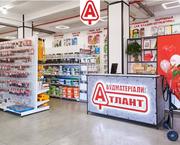 Магазин-склад строительных материалов Атлант