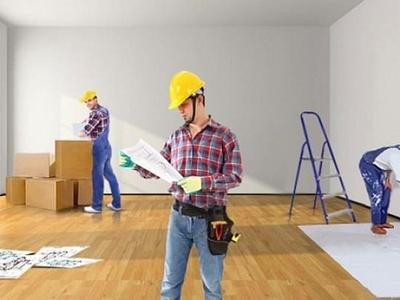 комплексный ремонт квартир,  домов,  офисов.  - main