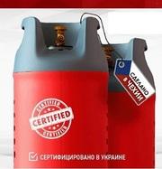 Композитный баллон газовый 24, 5 л