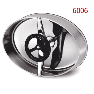 6006 Люк овальний з внутрішнім відкриттям - main
