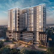 Строительство красивых и комфортных жилых комплексов