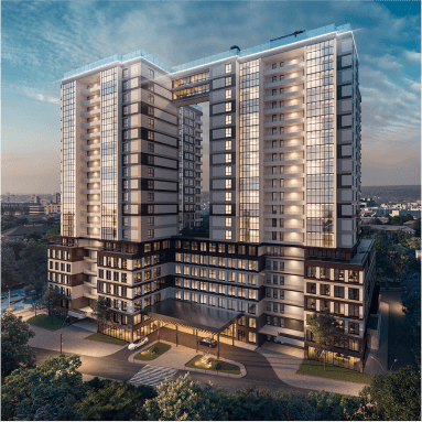 Строительство красивых и комфортных жилых комплексов - main