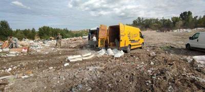 Вывоз строительного и бытового мусора,  Киев и область - main